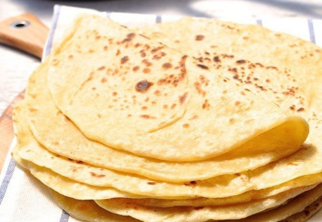 Tortitas de harina de almendras