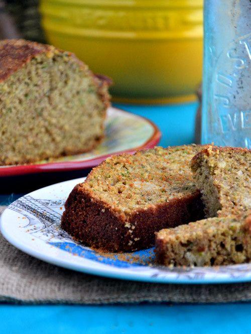 Pan dieta paleo de coco y nueces