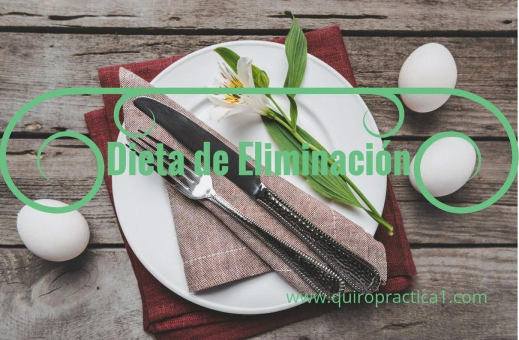 Dieta de Eliminación