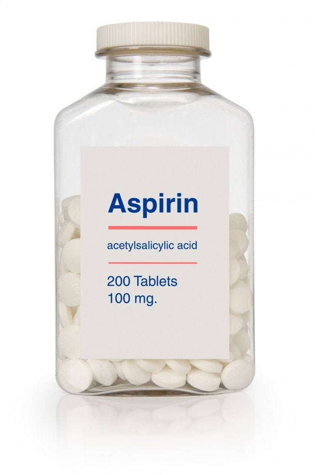 Aspirinas y Embolias