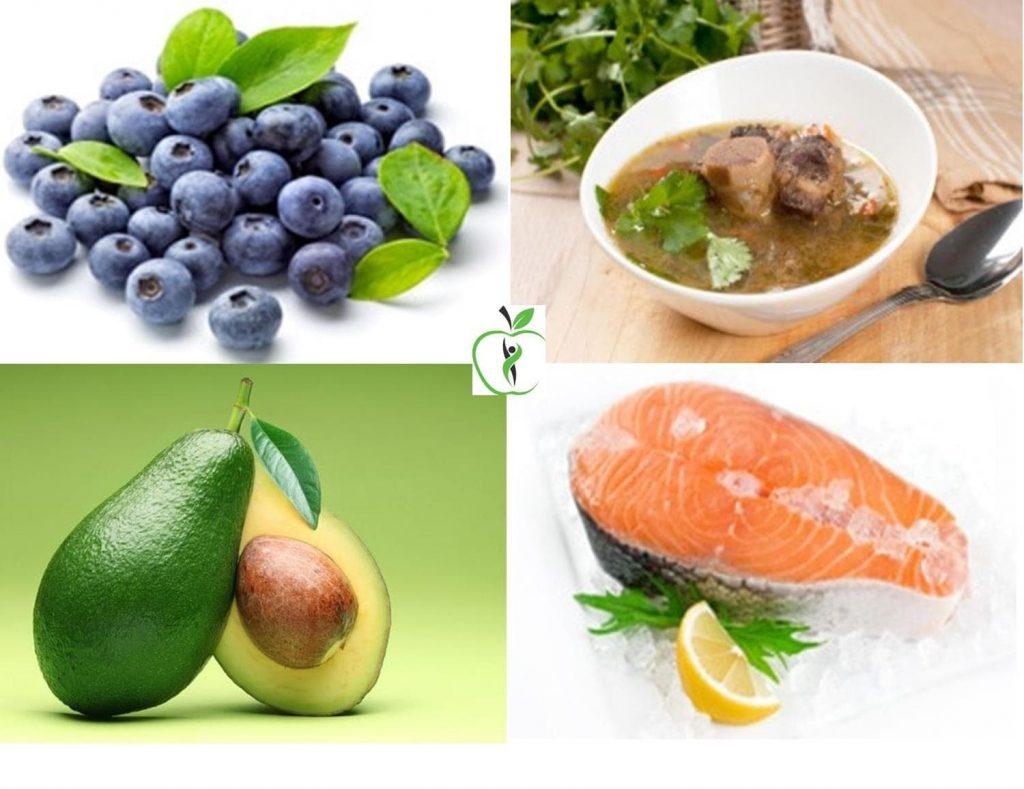 7 Alimentos que nutren nuestro cerebro