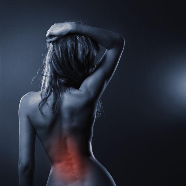 chequeos obligatorios de la columna vertebral