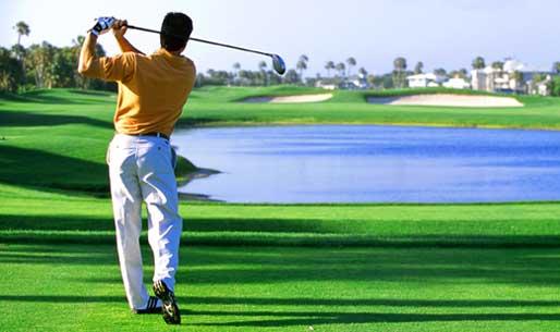 Golf y Quiropractica