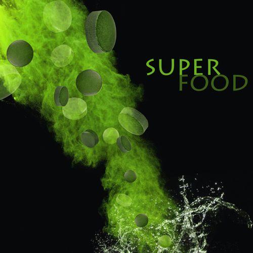 Spirulina y Chlorella super alimentos