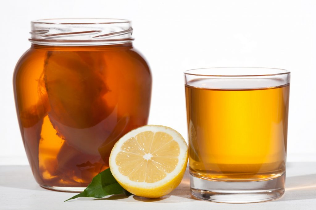 Cómo hacer té de Kombucha?