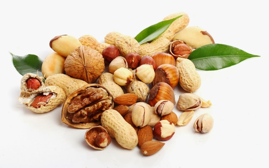 Magnesio en tu comida