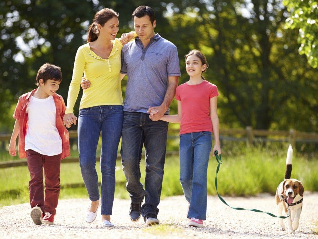 Caminar para una Mejor Salud