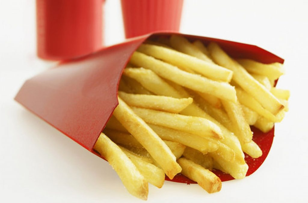 Las patatas fritas y el Alzheimer