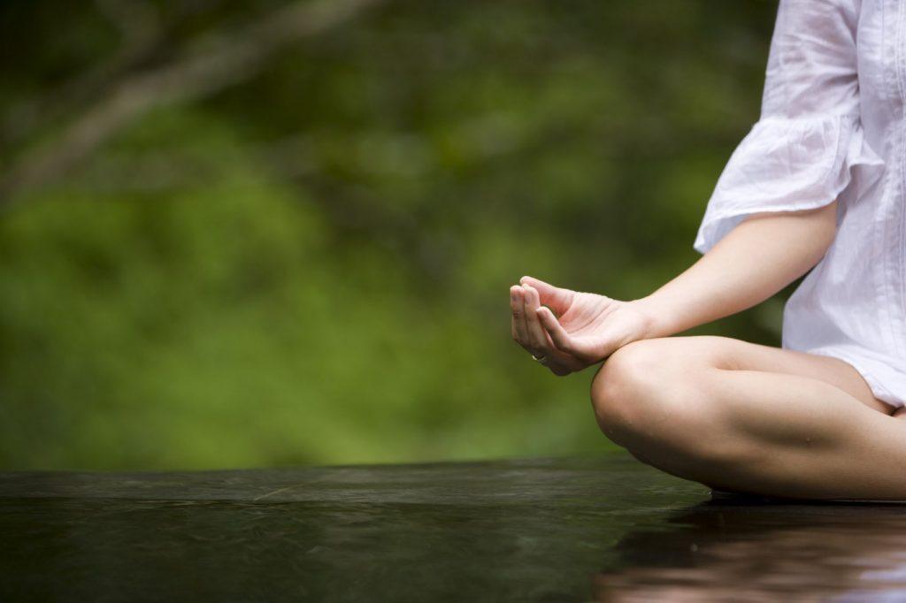 La meditación sencilla