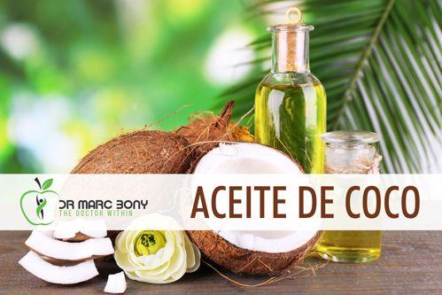 Aceite de coco 20 usos más