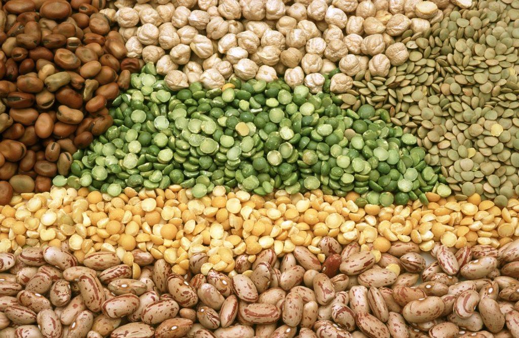 Las 3 legumbres más saludables