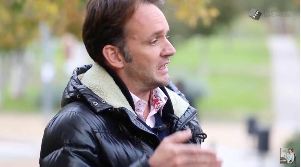 Doctor Quiropractico Marc Bony